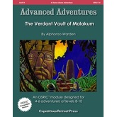 Advanced Adventures #14: The Verdant Vault of Malakum