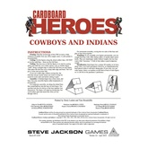 Cardboard Heroes: Cowboys and Indians