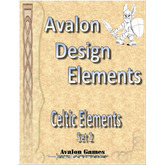 Avalon Design Elements Celtic Elements #2