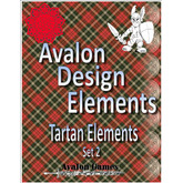 Avalon Design Elements Tartan Elements #2