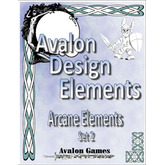 Avalon Design Elements Arcane Elements #2