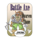 Battle Axe, Dwarf Thane