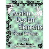 Avalon Design Elements Floral Elements #3