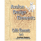 Avalon Design Elements Celtic Elements #3