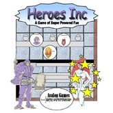 Heroes Inc Set 4, Mini-Game #98
