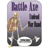 Battle Axe Undead Warband