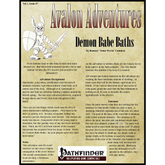Avalon Adventures Vol 1, Issue #7 Demon Babe's Bath