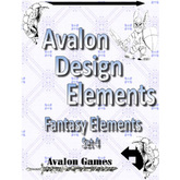 Avalon Design Elements Fantasy Elements #4