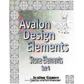 Avalon Design Elements Stone Elements #4
