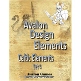 Avalon Design Elements Celtic Set #4
