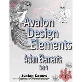 Avalon Design Elements Asian Elements #4