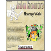 Avalon Encounters Vol 1, Issue #8 Messengers' Guild