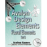 Avalon Design Elements Floral Set #5