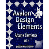 Avalon Design Elements Arcane Elements #5