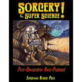 Sorcery & Super Science Core Rules
