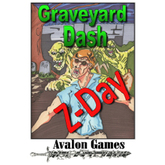 Graveyard Dash Z-Day, Mini-Game #100