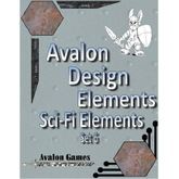 Avalon Design Elements Sci-Fi Elements #6