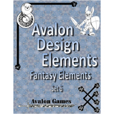 Avalon Design Elements Fantasy Set #6