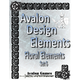 Avalon Design Elements Floral Elements #6