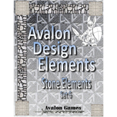 Avalon Design Elements Stone Elements #6
