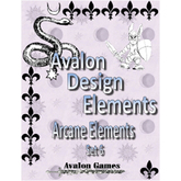 Avalon Design Elements Arcane Elements #6