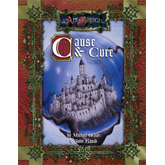 Ars Magica: Cause and Cure - An Ars Magica Adventure