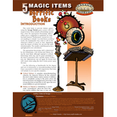 5 Magic Items: Horrific Books