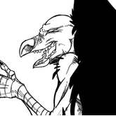 Zelart: Vulture Demon