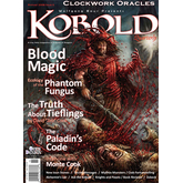 Kobold Quarterly Magazine #06