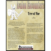 Avalon Encounters Vol 1, Issue #12, Tree of Woe