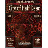 Tomes of Adventure, City of Half Dead