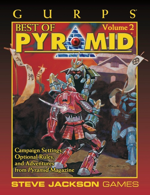 Best of Pyramid, Volume 2