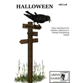 Paper Miniatures: Halloween Set