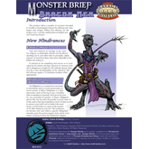 Monster Brief: Dragon Men