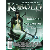 Kobold Quarterly Magazine #16