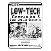 GURPS Low-Tech Companion 3: Daily Life and Economics