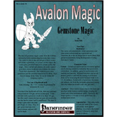 Avalon Magic, Vol 1, Issue #1, Gemstone Magic