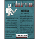 Avalon Adventures, Avalon Adventures, Vol 2, Issue #2 Cold Blood