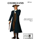 Paper Miniatures: Georgian Set