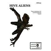 Paper Miniatures: Hive Aliens Set