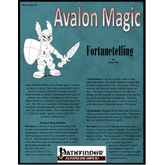 Avalon Magic, Vol 1, Issue #3, Fortunetelling