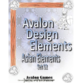 Avalon Design Elements, Asian Set #12