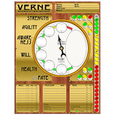 Characters for Verne