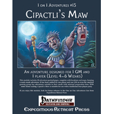 1 on 1 Adventures #15: Cipactli's Maw