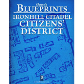 Øone's Blueprints: Ironhill Citadel -  Citizens District