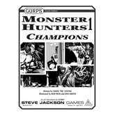 GURPS Monster Hunters 1: Champions