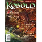 Kobold Quarterly Magazine #17