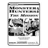 GURPS Monster Hunters 2: The Mission