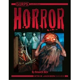 GURPS Horror Fourth Edition