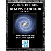 Astral Empires D6 RPG GM Guide